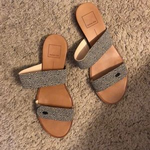 7.5 Dolce Vita Slide Sandals